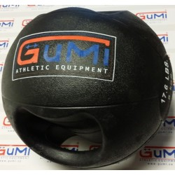 GuMi Double Grip Medicine Ball 8kg