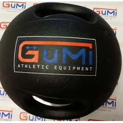 GuMi Double Grip Medicine Ball 9kg